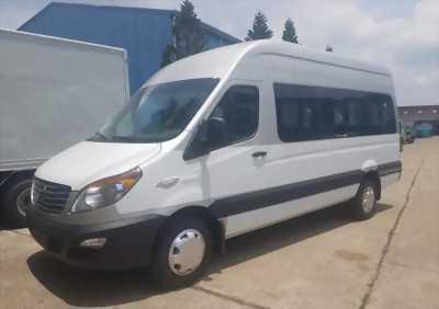 Xe du lịch mới 16 chỗ Jac M628