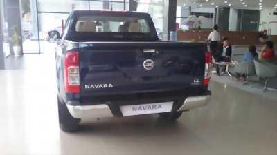 Xe bán tải nissan navara el 1 cầu số tự động đời 2017