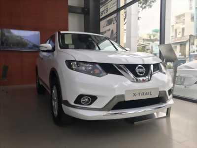 Cần Bán Xe Nissan X-Trail 2018 giá sốc, ưu đãi cao