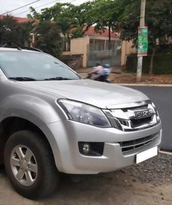 Cần bán xe Isuzu Dmax sx 2016 số sàn màu bạc
