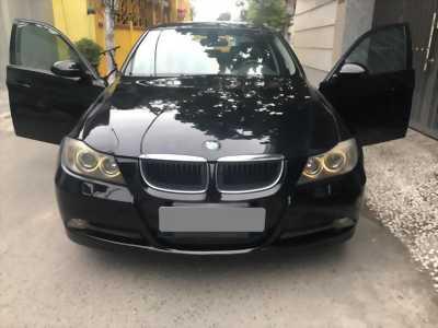 Bán BMW 320I 2008 tự động màu đen sang trọng cực kỳ