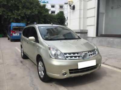 Cần bán xe Livina grand 2011, số tự động, màu vàng cát