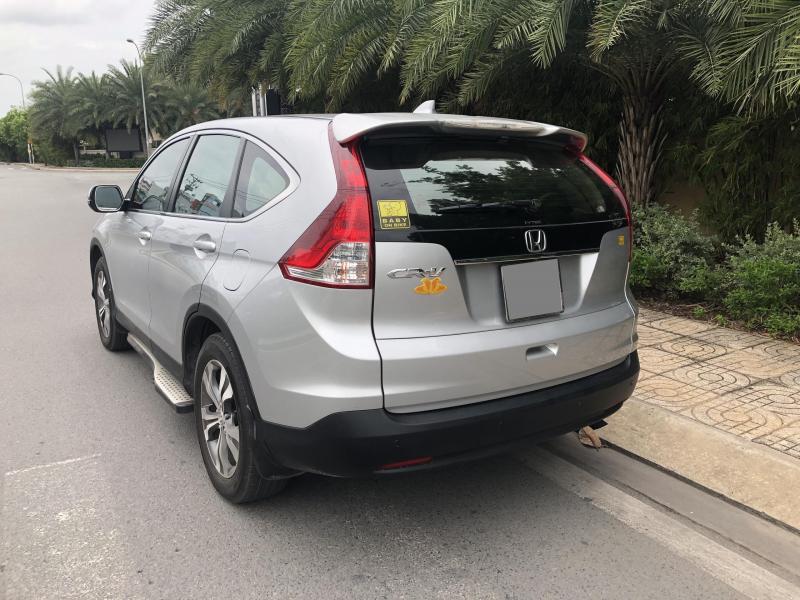 Bán Honda CRV dk 2016 màu bạc tự động Full chức năng