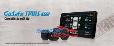 Cảm biến áp suất lốp Gosafe TPMS 300 + Vietmap Waygo 500
