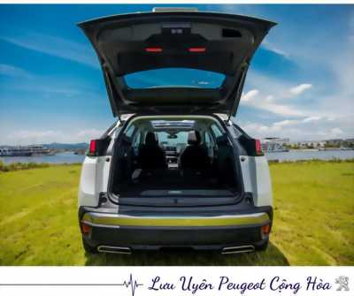 Xe Peugeot 3008 5 chỗ Mới 100% - Giá tốt cuối năm - Peugeot Cộng Hòa