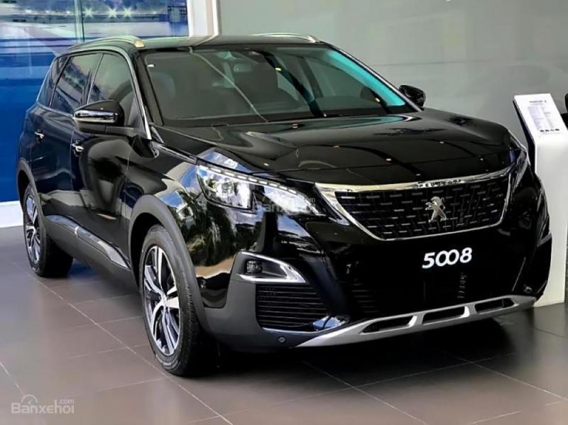 Xe Peugeot 5008 7 chỗ - Xe mới 100% - Giá tốt cuối năm
