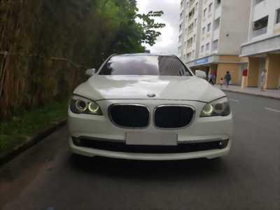 BMW 740Li model 2010 đk 2011 trắng