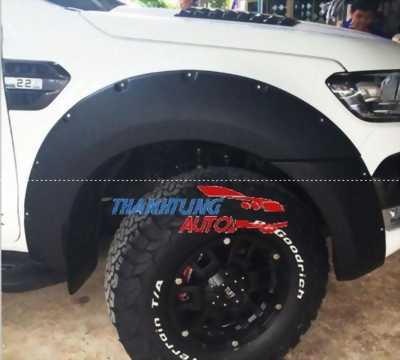 Ốp viền cua lốp cho Ranger 2012-2016