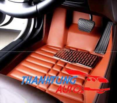 Thảm lót sàn 3D, 4D cao cấp cho xe hơi tạo sự đẳng cấp