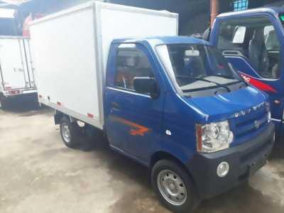 Xe tải Dongben thùng kín composite 770kg