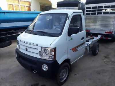 Xe tải nhẹ Dongben 870kg thùng dài 2m5, xe nhập khẩu.