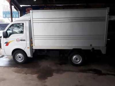 Xe tải nhẹ TATA-Super ACE tự do vào Thành Phố