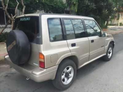 Bán xe Suzuki Vitara 2003 màu ghi hồng số sàn