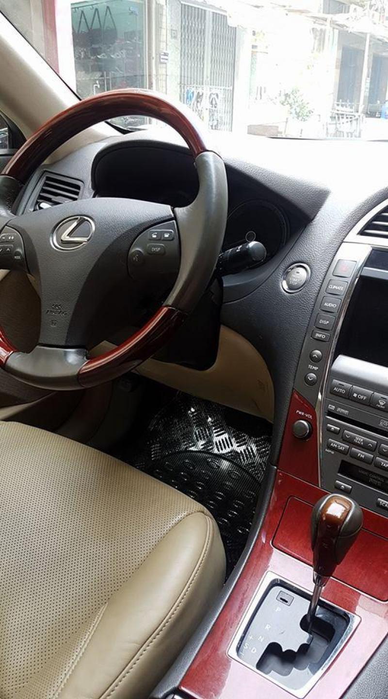 Cần bán em Lexus ES350 đời 2007 màu đen 5 chỗ Nhập Mỹ