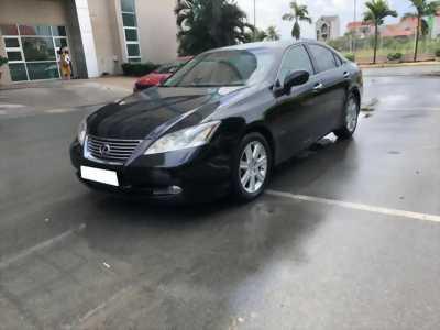 Cần bán Lexus ES350, sx 2009,  màu đen, xe nhập