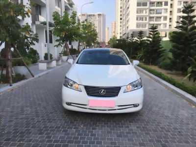 Em bán chiếc Lexus ES350 đời 2009 màu Trắng nhập Mỹ