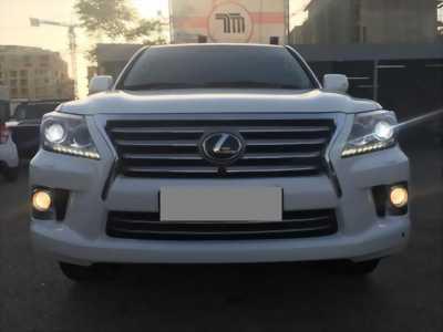 lx570 sx 2014 màu trắng, biển sg 1 chủ duy nhất, odo 7 vạn 4, xe bản đủ máy V8 5.7L