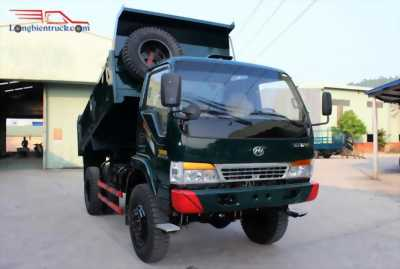 Xe tải ben 6.2 tấn