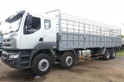 Xe tải Chenglong 4 chân 2017
