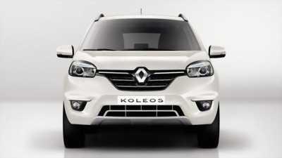 Ưu đãi khủng lên đến 269 triệu khi mua Renault Koleos