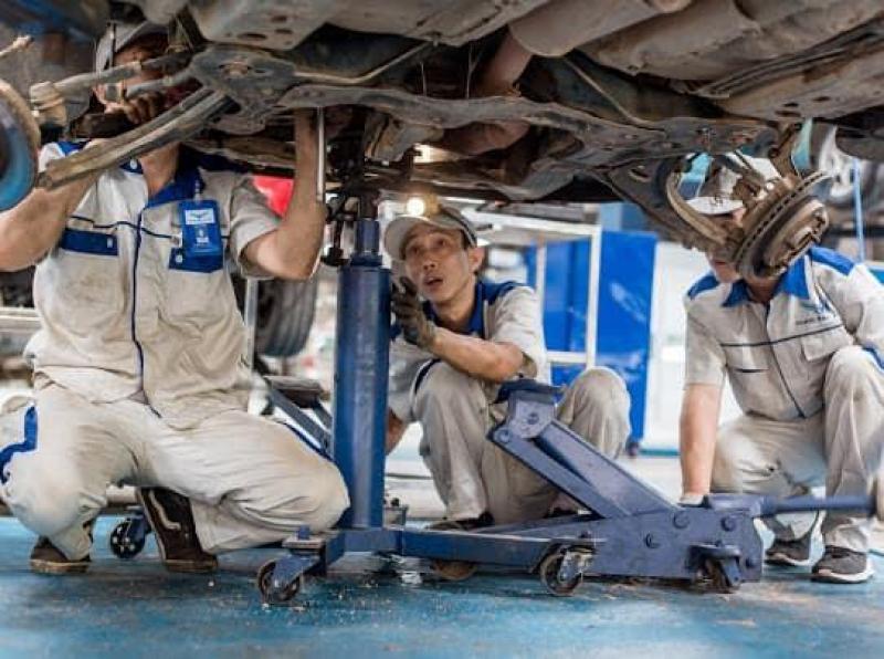 Chăm sóc bảo dưỡng xe ô tô trước khi bước vào mùa đông