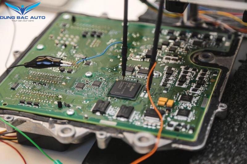 Lỗi thường gặp của hệ thống phun xăng điện tử