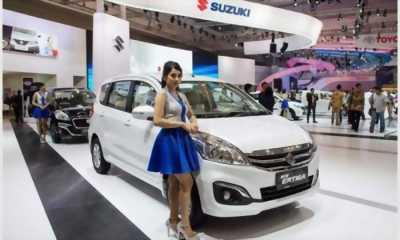 Suzuki Ertiga 639tr, cam kết giá tốt tại Bình Phước.