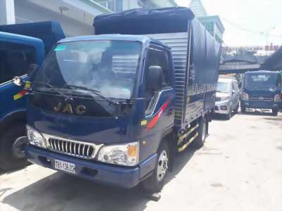 Xe tải JAC 2.4 tấn công nghệ ISUZU.