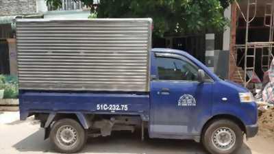 Cần bán xe suzuki pro 750kg thùng kín