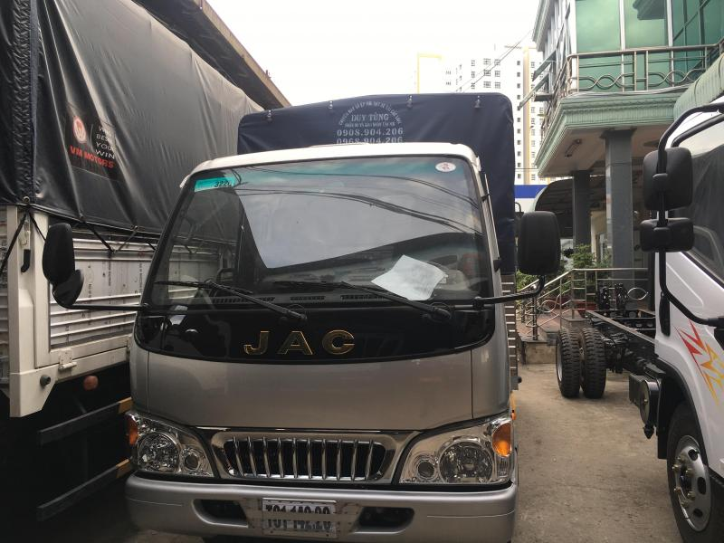 Xe tải Jac 2T4 – HFC1030K – 2.4T – 2.4 Tấn