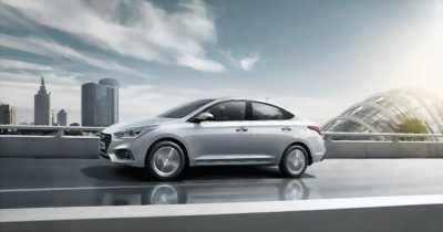 Accent - Mẫu xe gia đình tiện nghi, phong cách [ Hyundai Võ Văn Kiệt ]