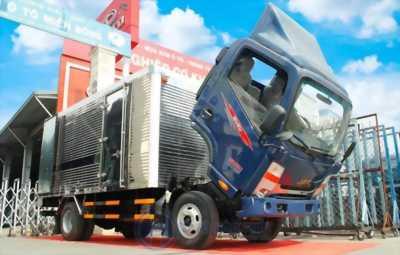 Xe tải jac 2t4 thùng dài 4m3 công nghệ isuzu giá tốt