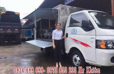 xe tải jac X5 nhập khẩu mới giá rẻ nhất thị trường