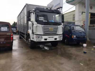 xe tải faw 8 tấn thùng siêu dài 9.7m nhập khẩu tải siêu khỏe