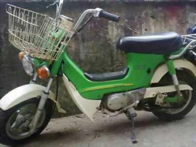 Cần bán xe Honda Chaly 50 màu xanh lá. Máy êm, tốt
