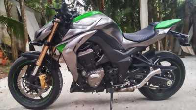 Bán em Kawasaki Z1000 nguyên zin cực đẹp