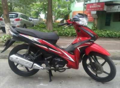 Bán xe wave Rsx 110 màu đỏ đen xám
