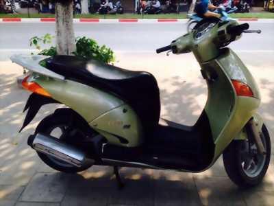 Bán xe @ xanh cốm đăng ký 2003 chân chống điện