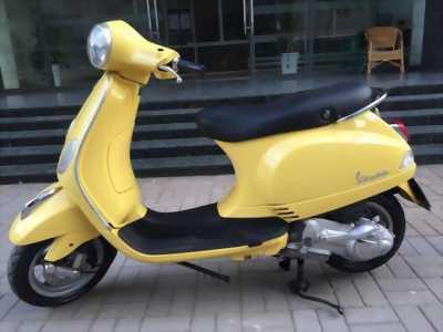 Xe Piaggio Vespa lx tại Hà Nội, vàng chanh chính chủ