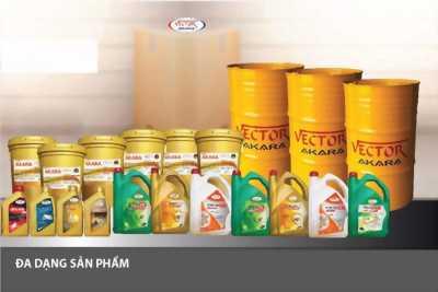 Tuyển nhà phân phối dầu nhớt xe máy VECTOR AKARA