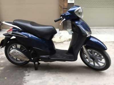 Piaggio Liberty 125ie Việt màu xanh tím 2013