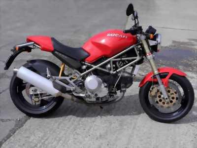 Ducati Monster 110CC MÀU ĐỎ-2O17 chính chủ
