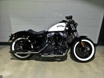 Harley Davidson Sportster XL1200 X 48 Nhập Khẩu Nguyên Bản