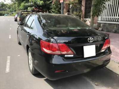 Cần bán xe Toyota Camry 2008, số tự động, màu đen