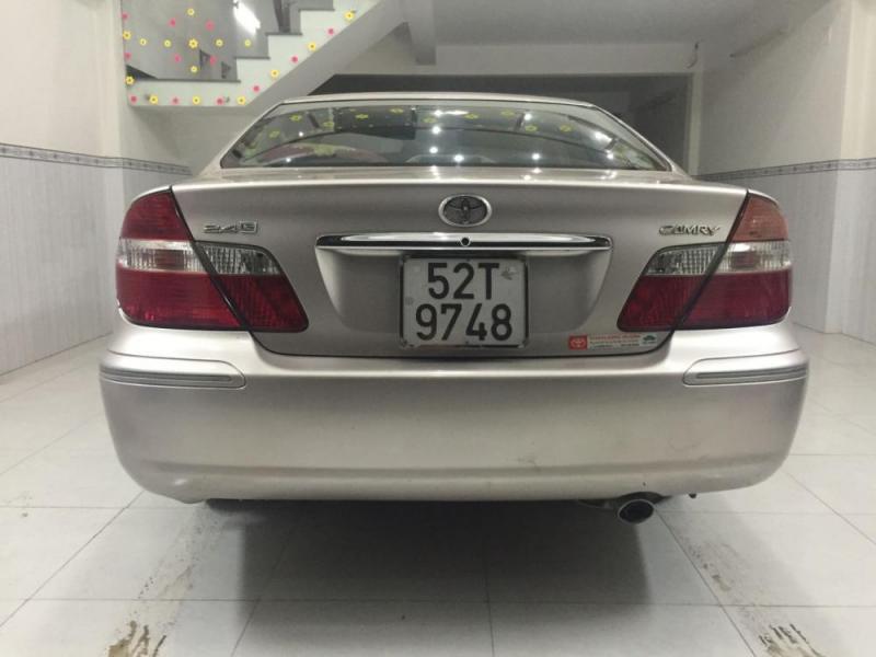 Toyota Camry 2.4 G ,phấn hồng nguyên zin cchủ
