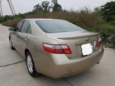 Cần bán xe Camry LE 2007 số tự động, màu vàng cát, gia đình sử dụng.