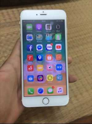 Cần bán Iphone 6plus gold quốc tế