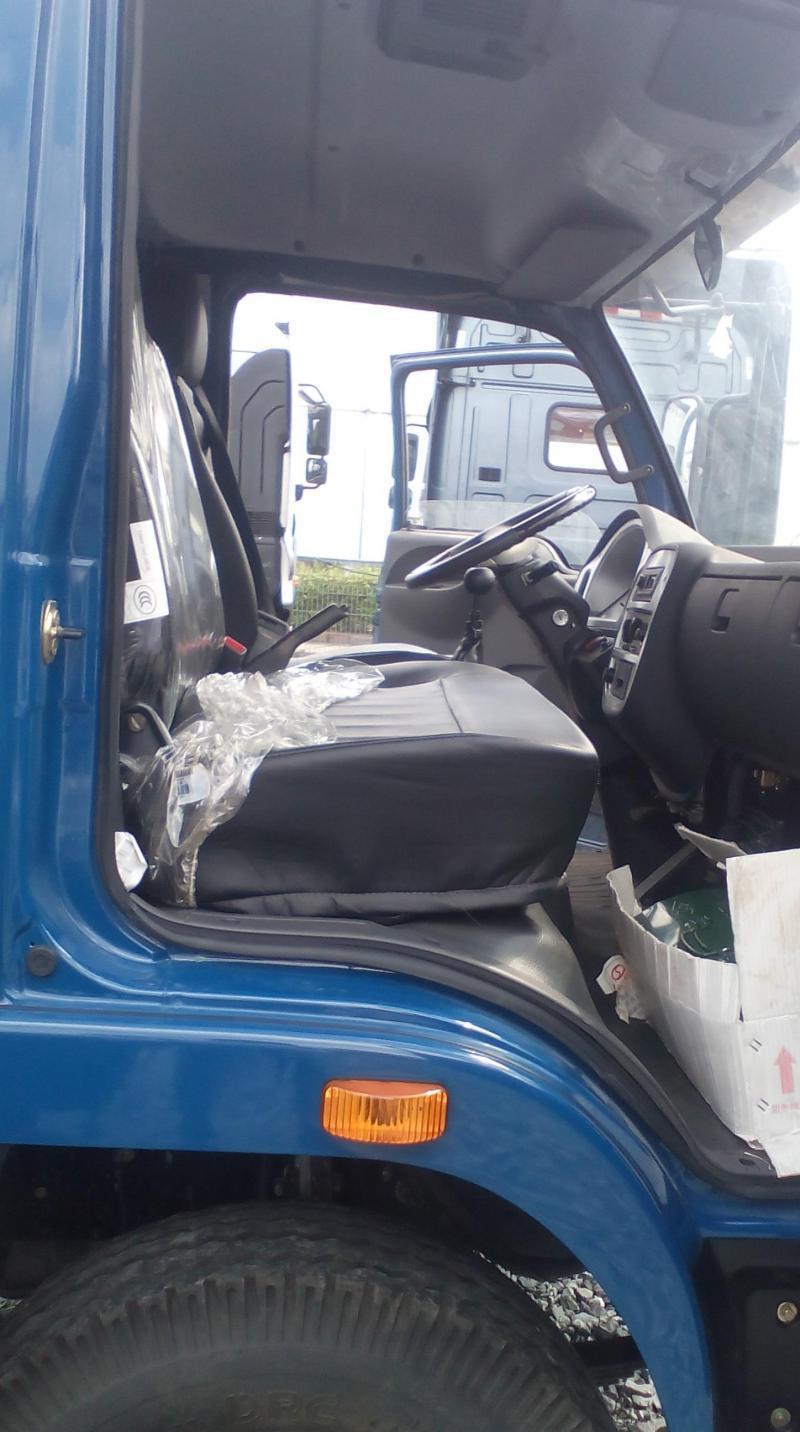 Cần bán xe tải veam vt650 mui bạt động cơ nissan thùng 6m2 giá rẻ