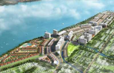 Khu đô thị mới ven sông Diamond City