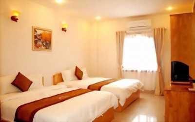 Khách sạn ở KDL Chùa Bà, Châu Đốc